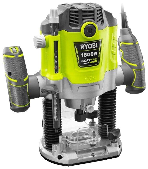 Фрезер RYOBI RRT1600P-K