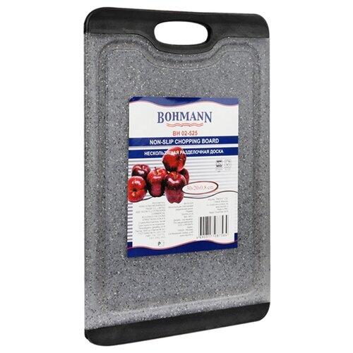 Разделочная доска Bohmann BH 02-525 30х20х0.8 см мрамор