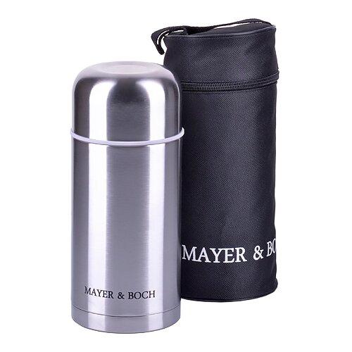 Классический термос MAYER & BOCH 28042, 1 л серебристый