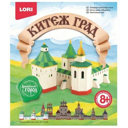 Купить Пластилин LORI Китеж-Град Западная крепостная стена (Ол-005), Пластилин и масса для лепки