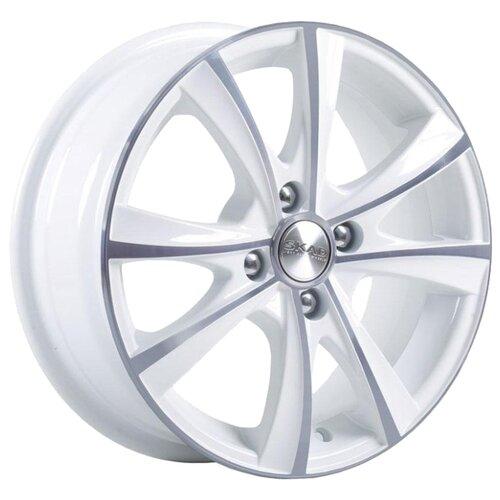 Колесный диск SKAD Мальта 6x15/4x114.3 D67.1 ET45 Алмаз белый