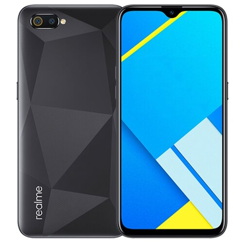 Смартфон realme C2 3/32GB черный бриллиант смартфон