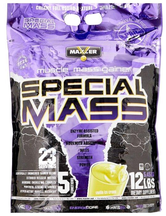 Гейнер Maxler Special Mass Gainer (5.45 кг)