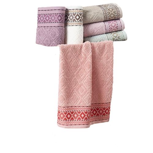 PHILIPPUS Набор полотенец Almede для лица разноцветный