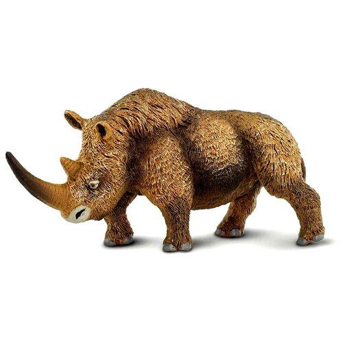 Фото - Фигурка Safari Ltd Шерстистый носорог 100089 фигурка safari ltd обыкновенный бегемот 270429