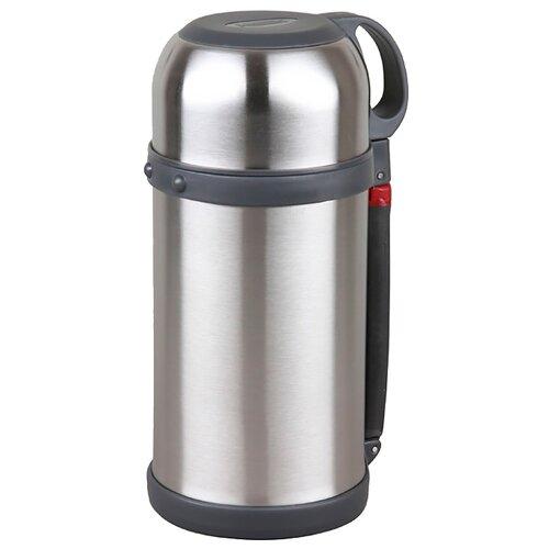 Классический термос ROSENBERG RSS-420025, 1.2 л серебристый