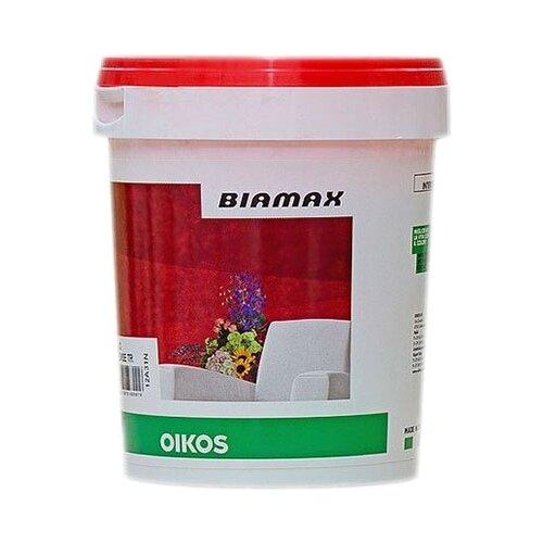 Декоративное покрытие Oikos Biamax 3 белый 1 л