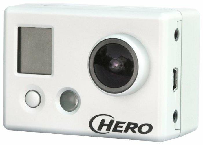 Экшн-камера GoPro HD Helmet HERO Wide