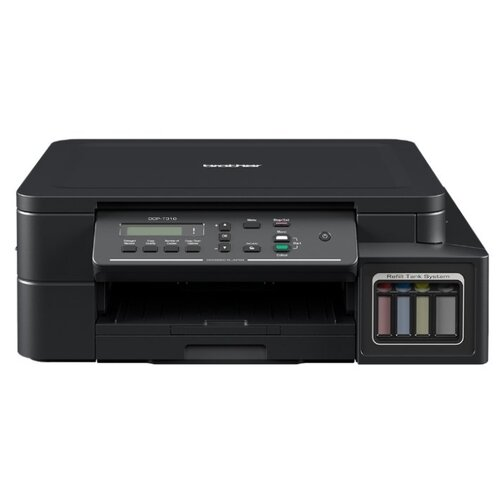 Фото - МФУ Brother DCP-T310 черный мфу brother dcp t710w ink benefit plus