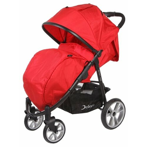 цена на Прогулочная коляска Jetem Orion 4.0 (M3385) красный