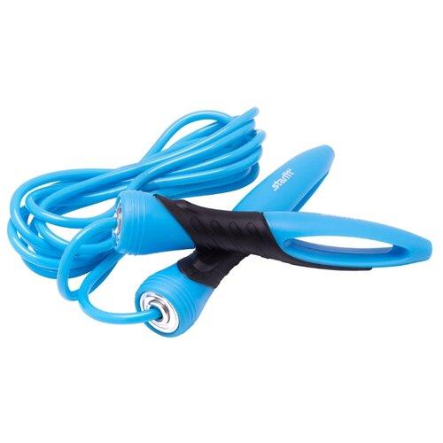 цена на Скакалка с подшипником Starfit RP-104 синий/черный 305 см