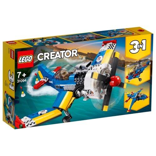Конструктор LEGO Creator 31094 Гоночный самолет конструктор lego technic гоночный автомобиль 1005 элементов