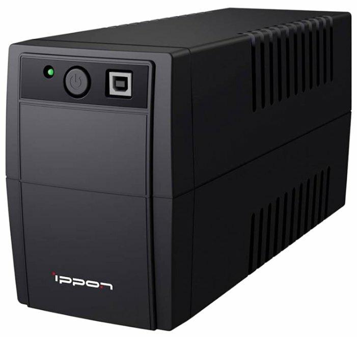 Интерактивный ИБП IPPON Back Basic 650 Euro