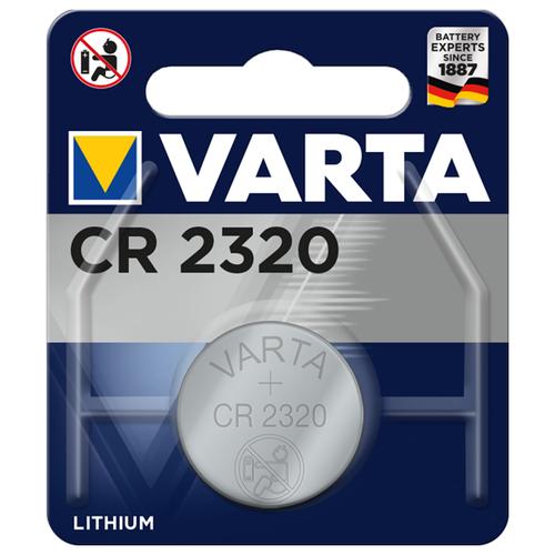 Фото - Батарейка VARTA CR2320 1 шт блистер юбка oodji collection цвет кремовый меланж 21601254 8 46760 3000m размер 36 170 42 170