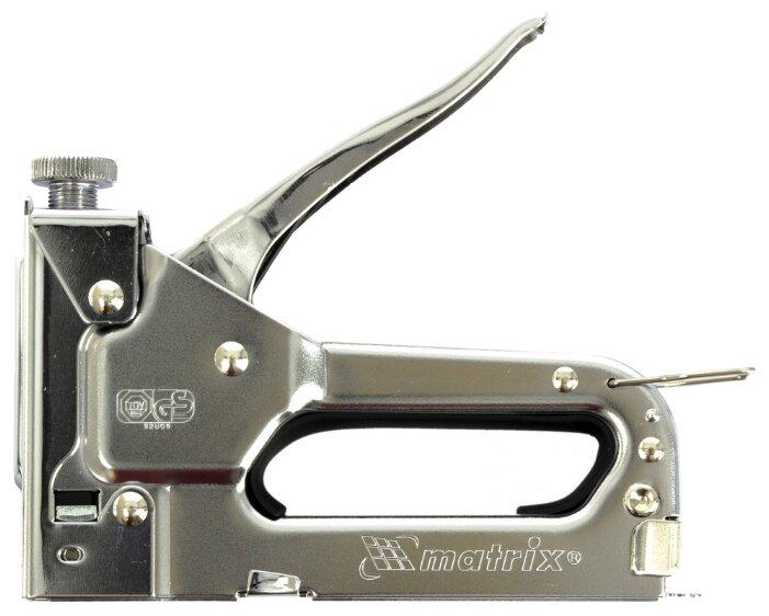 Скобозабивной пистолет matrix 40902