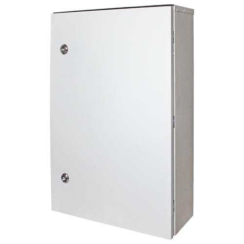 цена на Щит распределительный RUCELF ЩМП-08 IP54 навесной, металл, серый