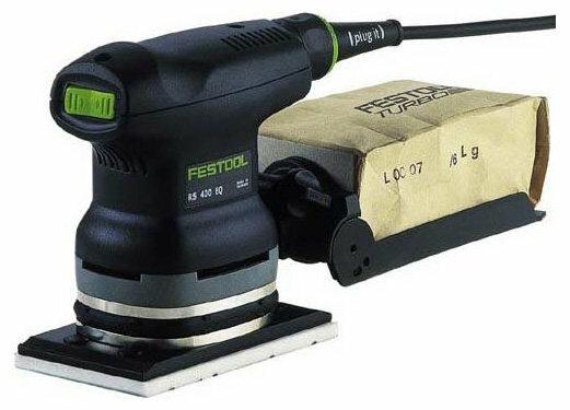 Плоскошлифовальная машина Festool Rutscher RS 400 EQ-Plus