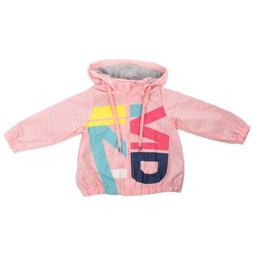 Ветровка V-Baby 58-001 размер 128, розовыйКуртки и пуховики<br>