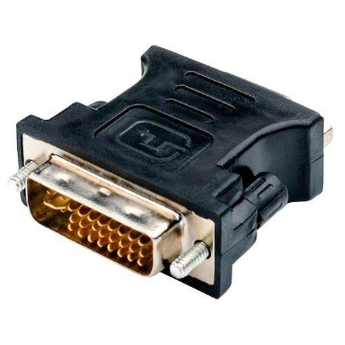 Переходник Atcom VGA - DVI-I (AT1209) черный