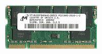 Оперативная память 512 МБ 1 шт. Kingmax DDR 266 SO-DIMM 512 Mb
