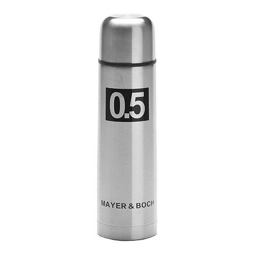 Классический термос MAYER & BOCH 27607, 0.5 л серебристый