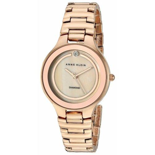 Наручные часы ANNE KLEIN 2412RMRG наручные часы anne klein 2151mpsv