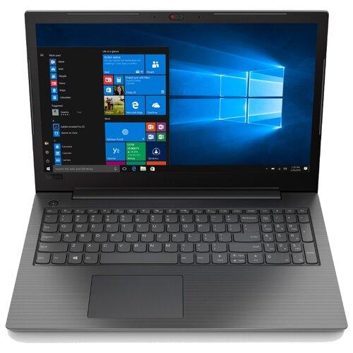 Ноутбук Lenovo V130-15IGM (Intel Pentium N5000 1100MHz/15.6/1366x768/4GB/256GB SSD/DVD-RW/Intel UHD Graphics 605/Wi-Fi/Bluetooth/DOS) 81HL004NRU серый ноутбук lenovo ideapad 330 15igm 81d1003hru intel pentium n5000 1100 mhz 15 6 1366x768 8192mb 1000gb hdd dvd нет amd radeon r530 wifi windows 10 home