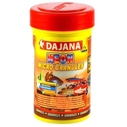 Сухой корм Dajana Pet Neon Micro Granules для рыб 250 мл 150 г