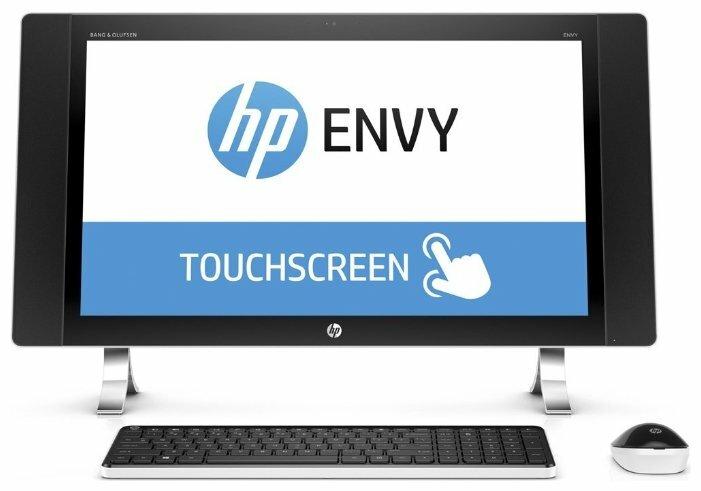 "Моноблок 23.8"" HP Touchsmart Envy 24-n271ur (X1A81EA)"