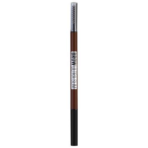 Фото - Maybelline New York карандаш Brow Ultra Slim, оттенок 03, Теплый коричневый maybelline brow pomade