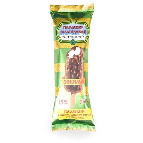 Мороженое Вологодский пломбир
