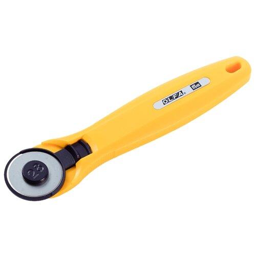 Купить Prym Раскройный нож Mini 611371, 28 мм желтый, Инструменты и аксессуары