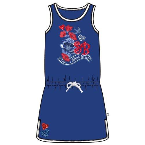 Платье Sweet Berry размер 104, синийПлатья и сарафаны<br>