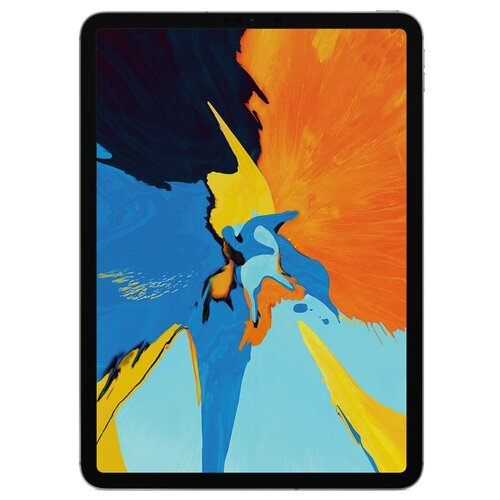 Планшет Apple iPad Pro 11 (2018) 64Gb Wi-Fi + Cellular space gray apple ipad pro 10 5 wi fi 64gb gold