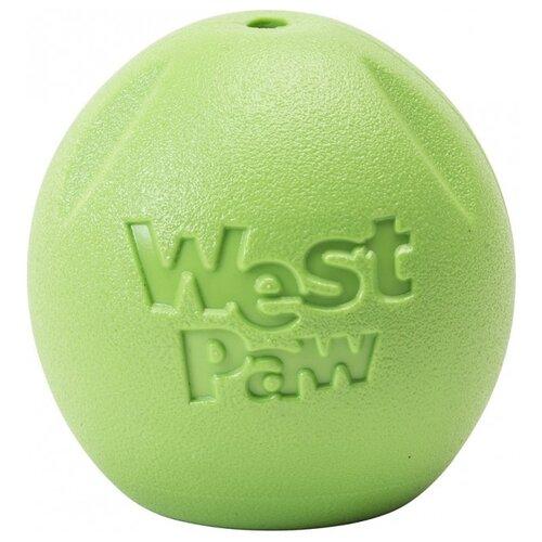 Мячик для собак Zogoflex Rando 6 см салатовый салатовый цв 159