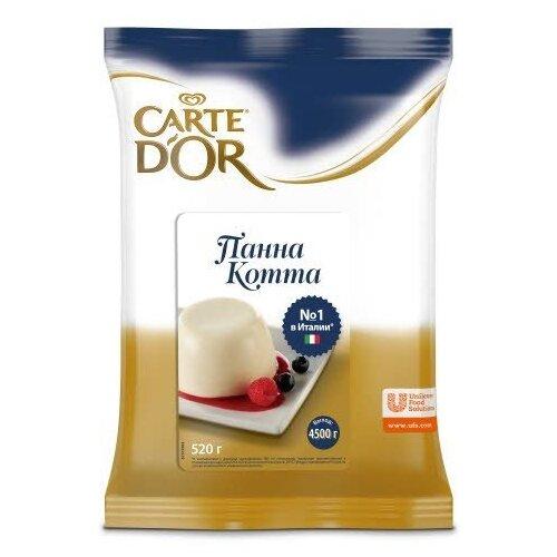 Фото - Смесь для десерта Carte D'or Панна Котта 520 г смесь для десерта newa nutrition пудинг шоколадный вкус 150 г