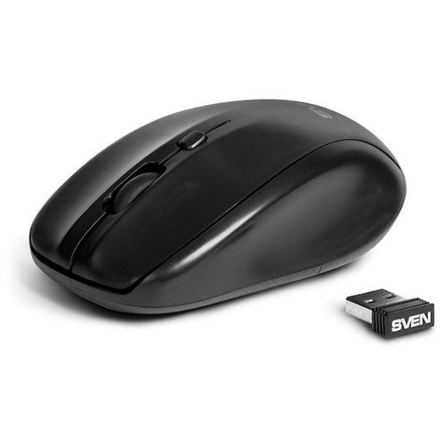 Мышь SVEN RX-305 Wireless Black USB