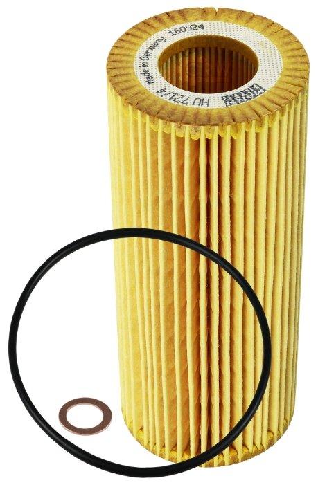 Фильтрующий элемент MANNFILTER HU721/4X