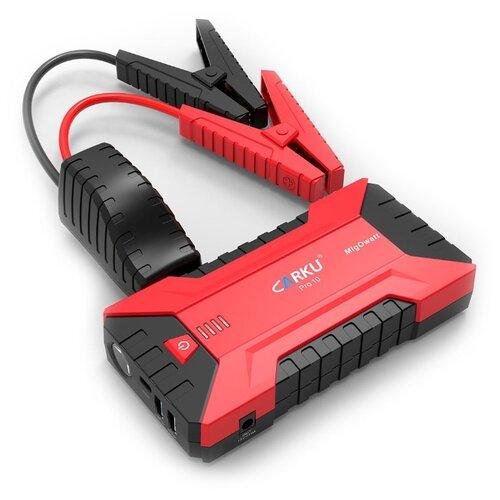 Пусковое устройство CARKU Pro-10 черный/красный