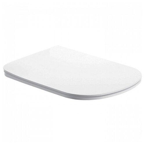 Фото - Крышка-сиденье для унитаза Roca Debba 8019D2003 дюропласт с микролифтом белый бачок для унитаза roca debba 34199100y