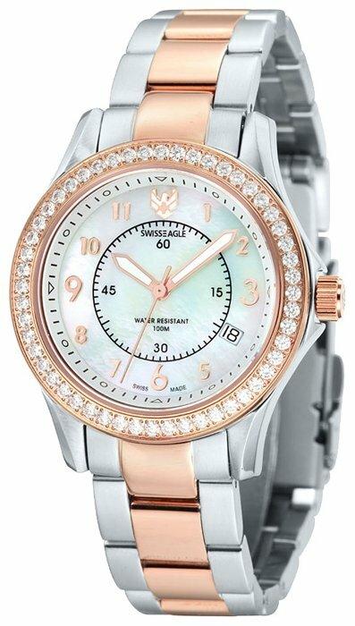 Наручные часы Swiss Eagle SE-6027-55