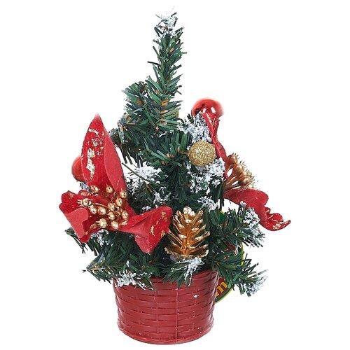 Monte Christmas Ель 20см (6140418) украшение новогоднее monte christmas