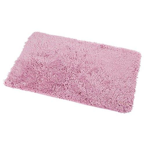 Коврик Aquarius Shaggy, 60х90 см розовый