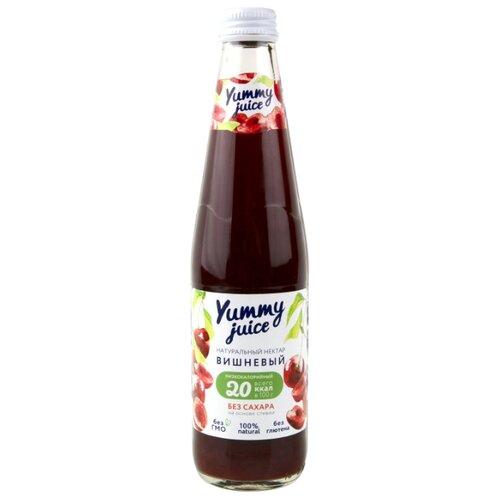 barinoff нектар вишневый 0 25 л Нектар Yummy juice вишневый, без сахара, 0.33 л
