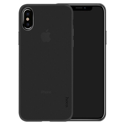 Чехол Hoco Thin для Apple iPhone Xr blackЧехлы<br>