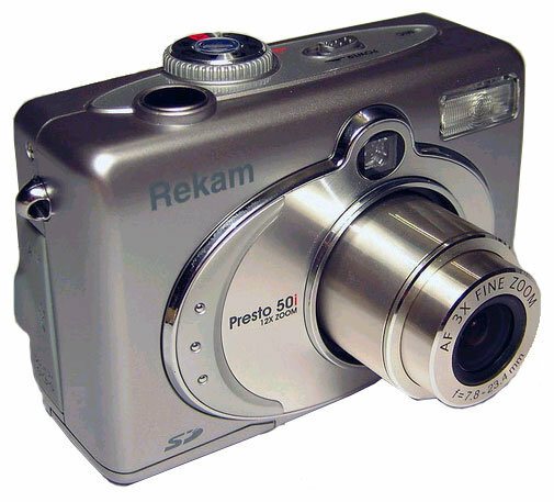 Фотоаппарат Rekam Presto-50i