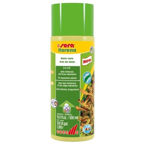 Sera Florena удобрение для растений, 500 мл