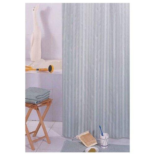 Штора для ванной Bath Plus Hilton 180х200 серый
