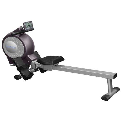 Фото - Гребной тренажер Oxygen TYPHOON HRC черный/серый гребной тренажер sole sr500