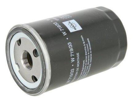 Масляный фильтр MANNFILTER W719/33